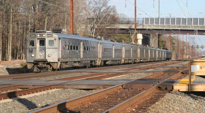 NJT Comet Cars in Maryland