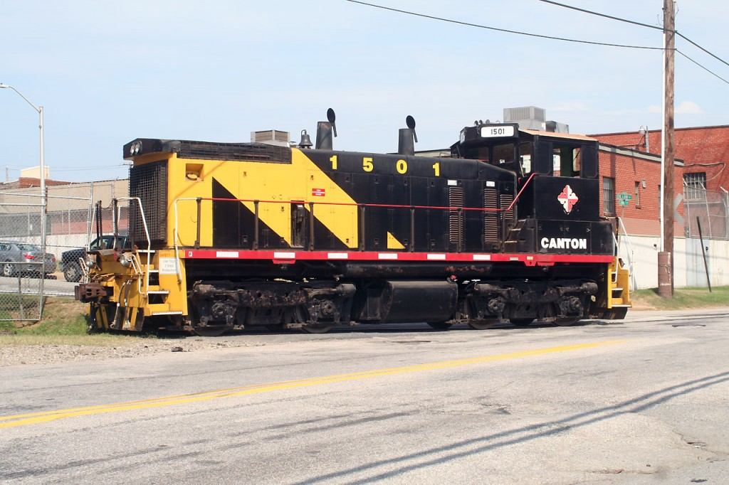 Canton 1501 Crossing Haven St