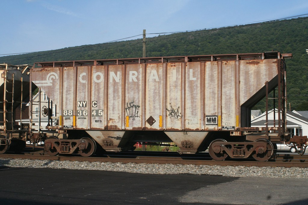 Former Conrail Covered Hopper