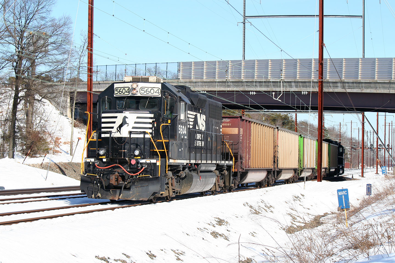 The Smallest Unit Coal Train I've Seen