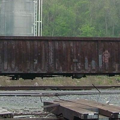 Oddball Conrail Gon in Lewistown