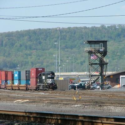 Harrisburg Intermodal Terminal