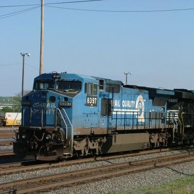 NS ex-Con C40-8W 8397