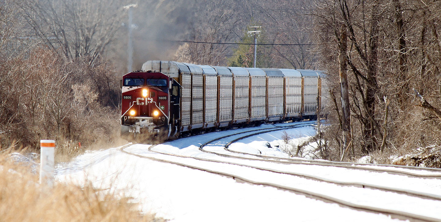 Canadian Pacific Leader on CSX Q216