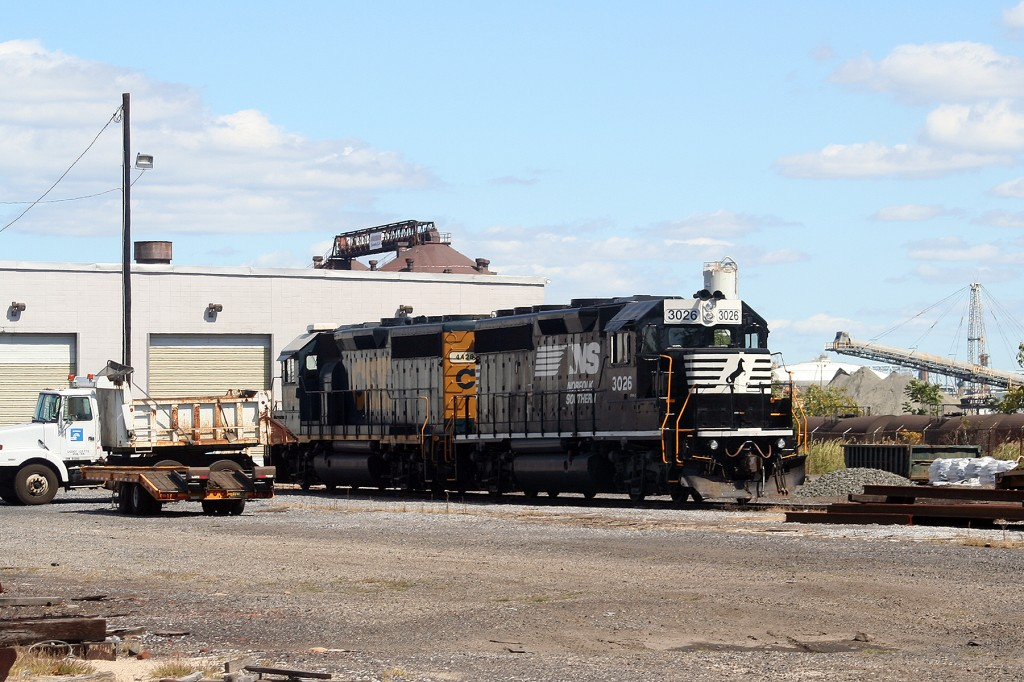 Conrail Shared Assets Power at Ann St