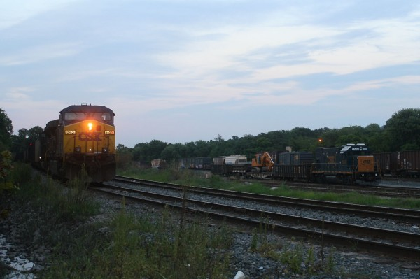 West Baltimore Evening