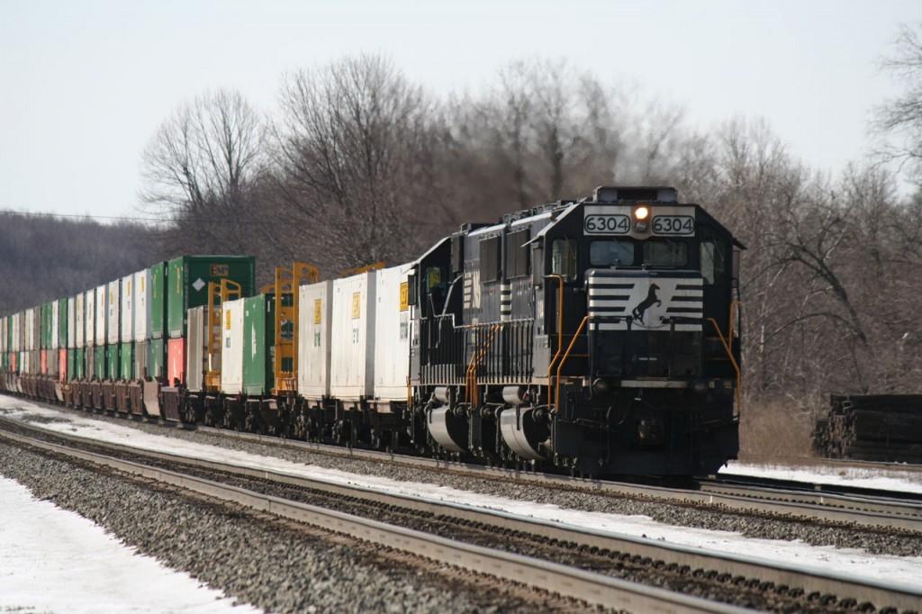 Westbound Intermodal Helpers
