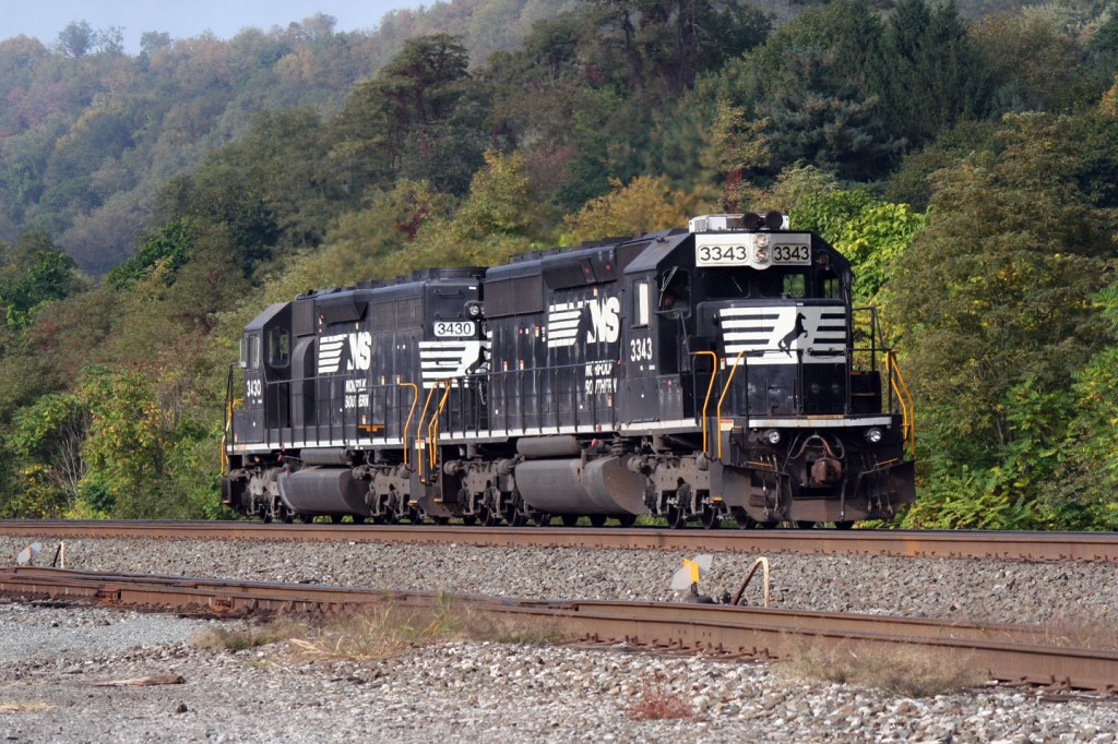 While we were expecting the SD40Es waiting in the pocket to get the call, these guys showed up out of nowhere, and changed the tenor of our morning.