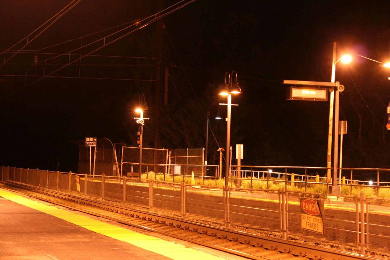 Edgewood MARC Station