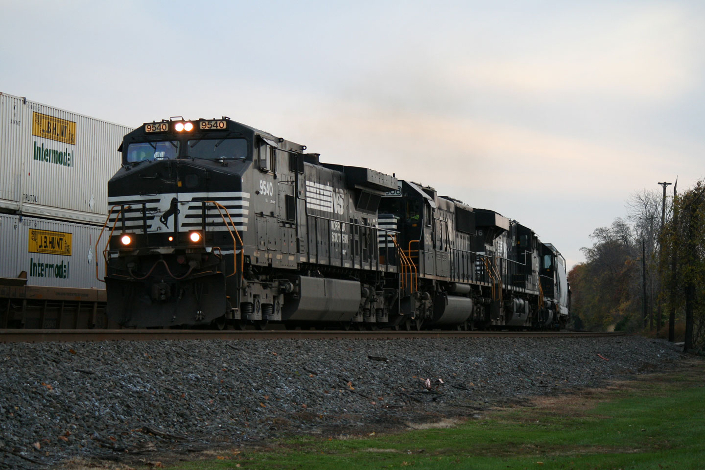 NS Manifest at Harrisburg Industrial Park