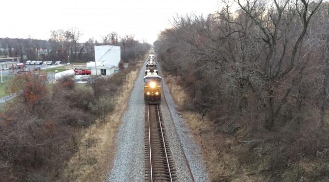 CSX Philly Sub – Ed's Railfanning Adventures