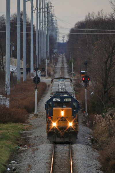 2014-12-29-CSX-Collingdale-Local