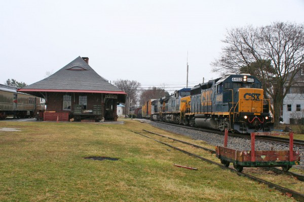 D795 at New Oxford PA