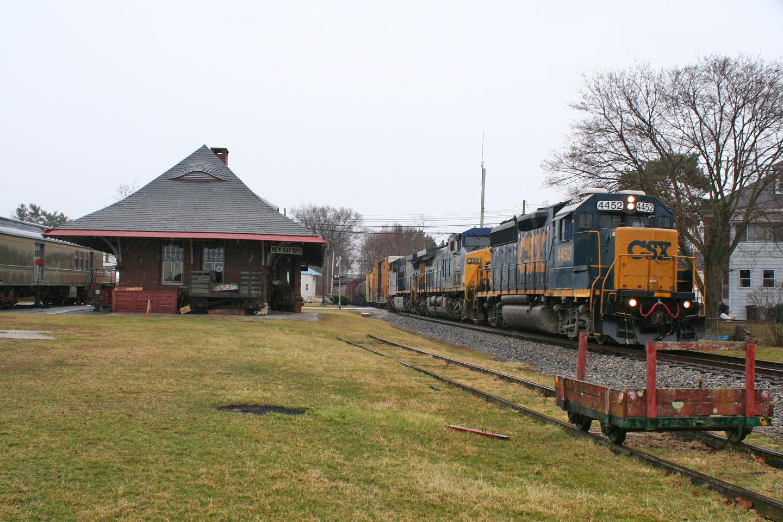 D795 at New Oxford PA