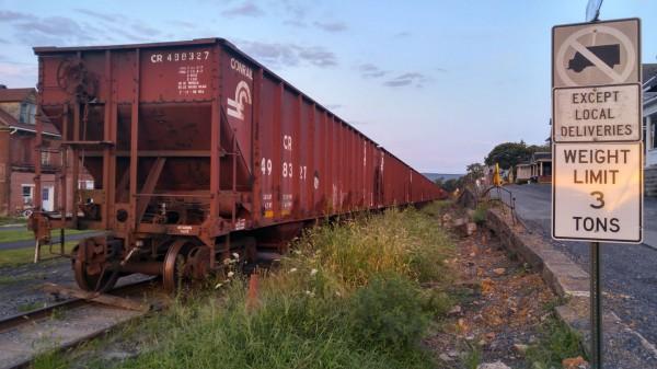 2015-08-21-Mount-Union-Conrail-Hoppers