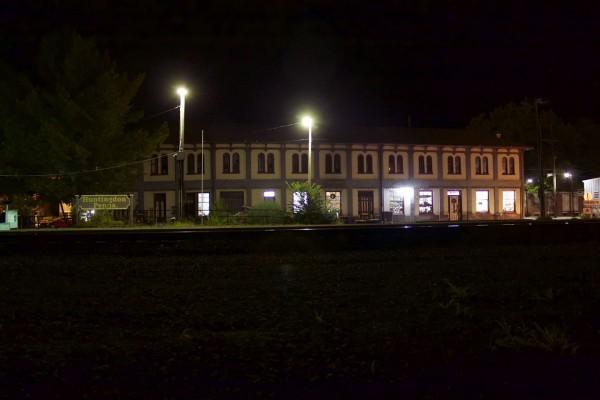2015-08-21-Night-Huntingdon-Old-Station