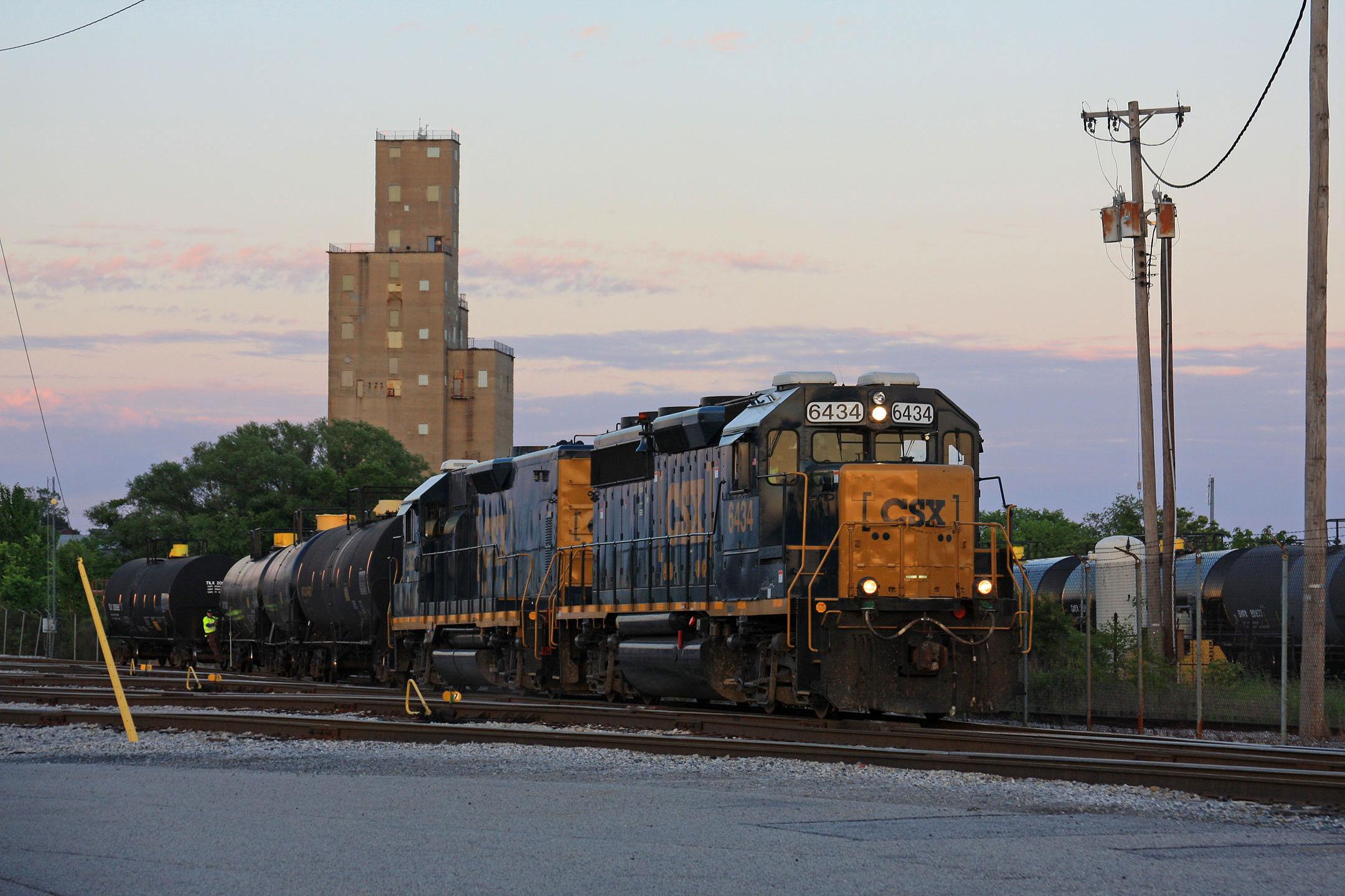 CSX – Ed's Railfanning Adventures